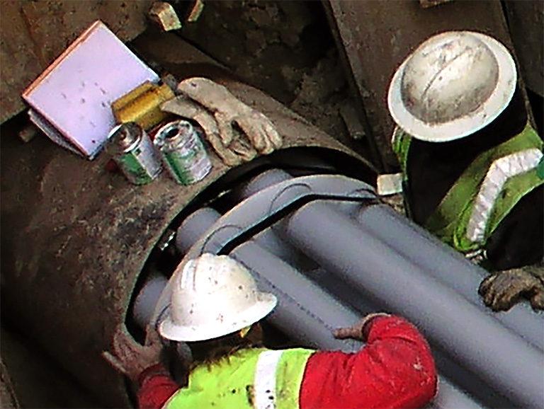 Underground Utility Services - Motor City Electric