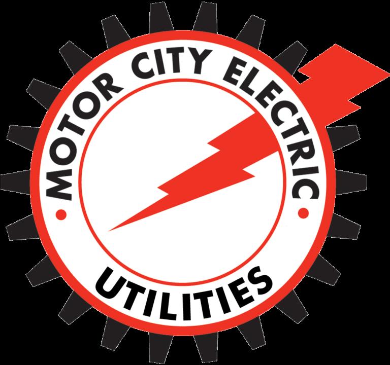 Motor City Electric Utilities Logo