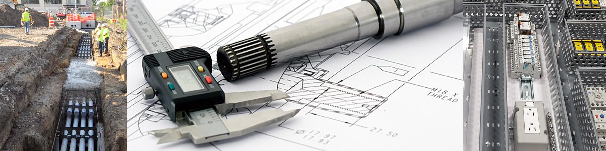 Engineering | Panel Shop | Prefab - Motor City Electric