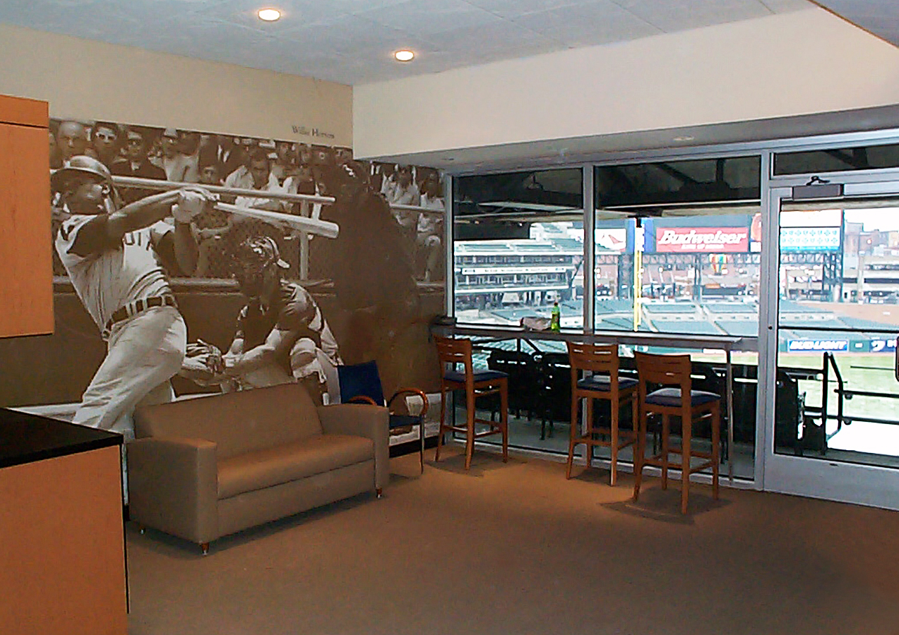 Motor City Electric Co Helps Design Comerica Park Home