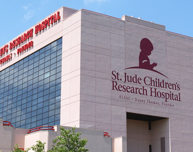 St Jude's Children's Hospital - Motor City Electric