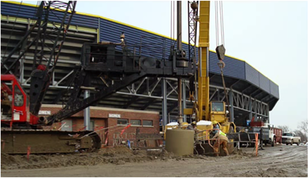 Michigan Stadium Expansion and Renovation University of Michigan