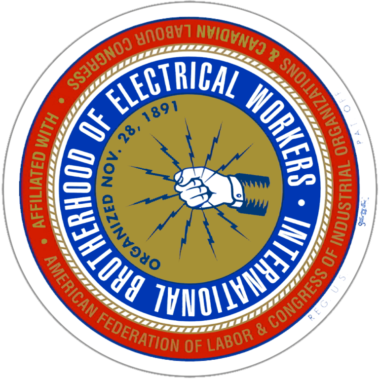 IBEW Logo - Motor City Electric Co.