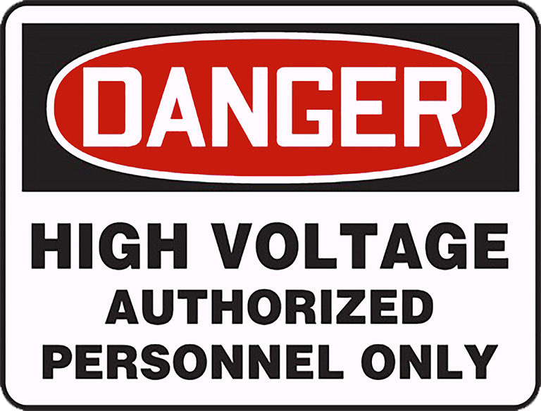 High voltage utilities safety experts