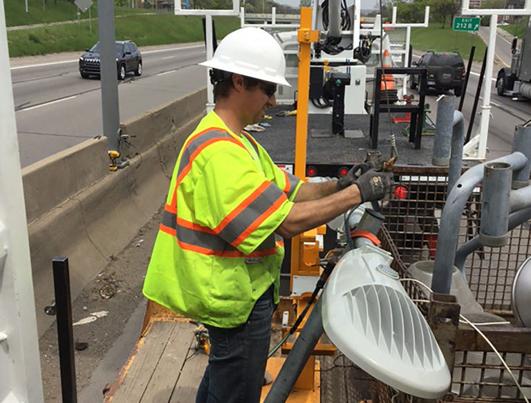 Street & Freeway Utility Services - Motor City Electric