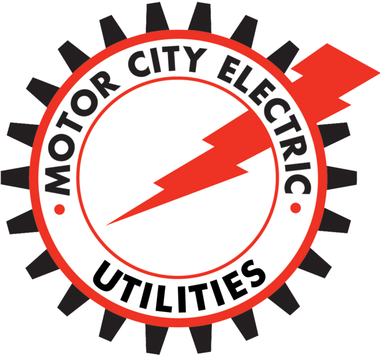 Motor City Electric Utilities Logo