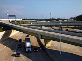 Ambassador Gateway I-96/I-75 Road Reconstruction
