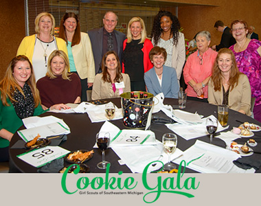 Cookie Gala - Motor City Electric