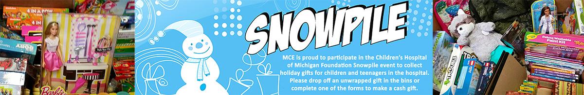 Children's Hospital Snow PIle - Motor City Electric