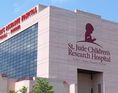 St Jude S Children Hospital Motor City Electric
