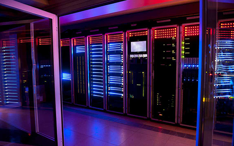 Data Center Services - MCE