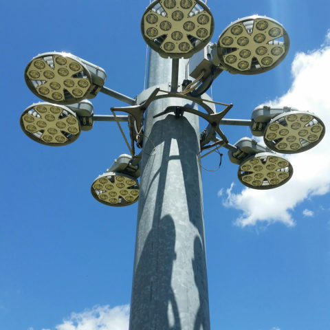 Public lighting fixture