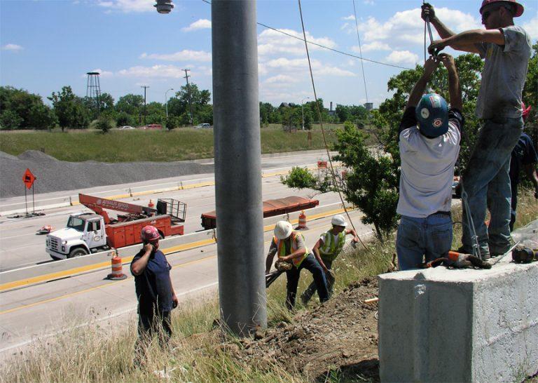 Ambassador Gateway I-96/I-75 Road Reconstruction