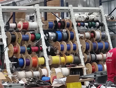 Supplier Cable Spools