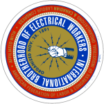 IBEW Logo - Motor City Electric Co.