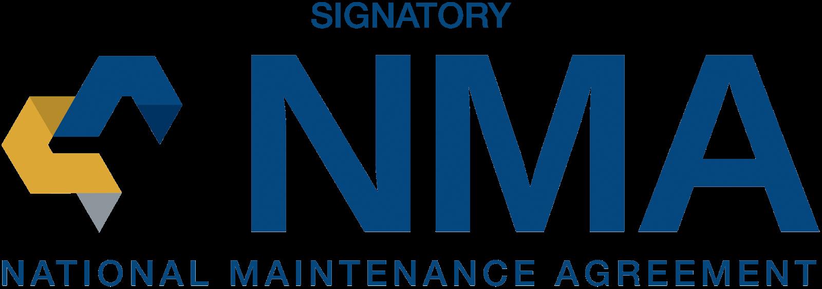 Nma Signatory Logo Motor City Electric Co
