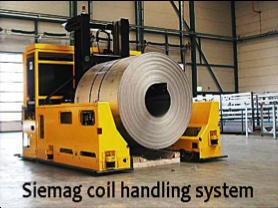 Siemag Coil Handling System
