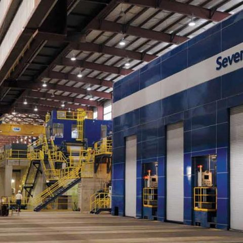 Pickle Line and Tandem Cold Mill Hot Dip Galvanizing Line Dearborn Steel Works Severstal North America