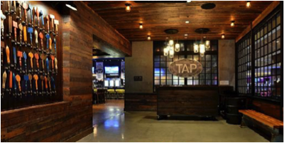 TAP Bar in MGM