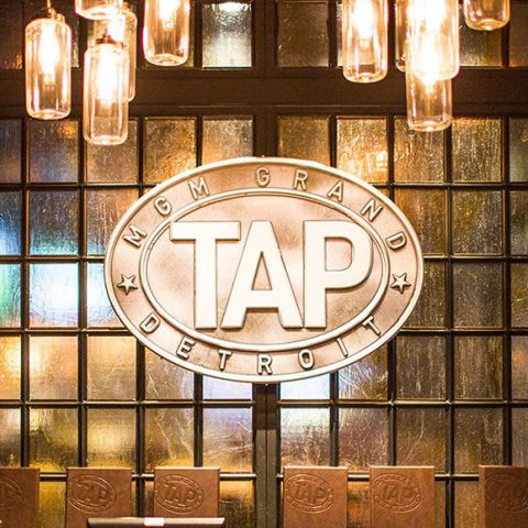 TAP Bar in MGM Detroit