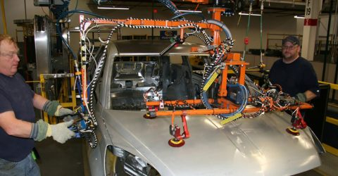 Automotive Industrial Services - Motor City Electric