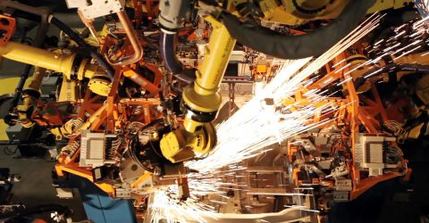 Robotic Industrial Services - Motor City Electric