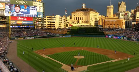 Stadium Construction Services - Motor City Electric