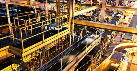 Conveyor Industrial Services - Motor City Electric