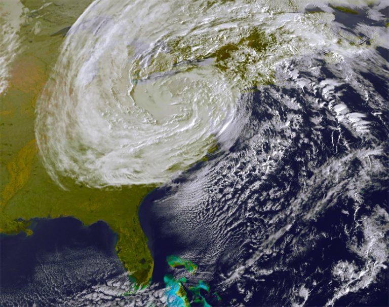 Hurricane Sandy Storm Repairs and Service Restoration