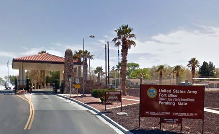 U.S. Army Fort Bliss Automated Installation Entry (AIE) Retrofit and Remediation