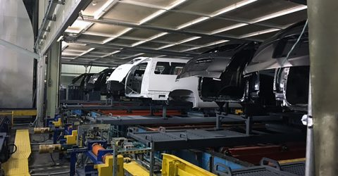 All GM full-size SUVs are assembled at the Arlington plant