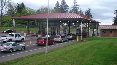U.S. Military Joint Base Lewis McChord (JBLM) Automated Installation Entry (AIE) Retrofit and Remediation