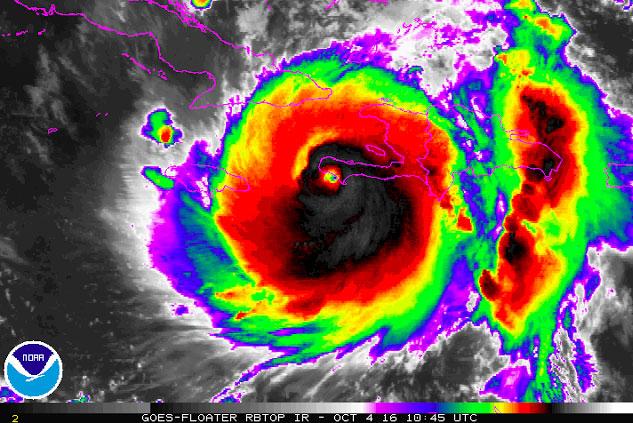 Hurricane Matthew Storm Repairs and Service Restoration