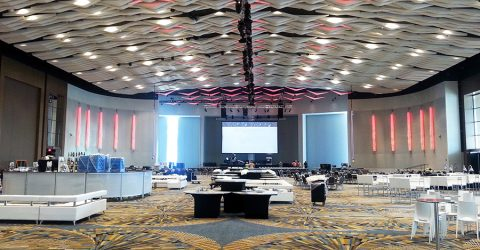 Cobo Center Grand Ballroom