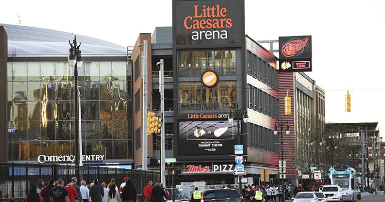 Project Excellence Award Winner Little Caesars Arena - Detroit