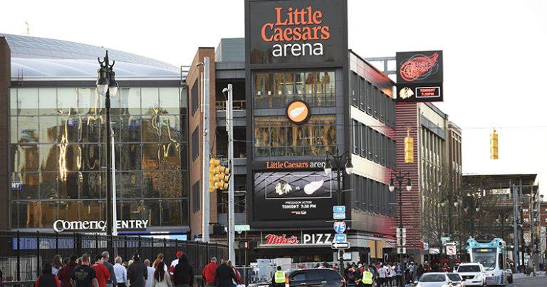 Project Excellence Award Winner Little Caesars Arena - Detroit