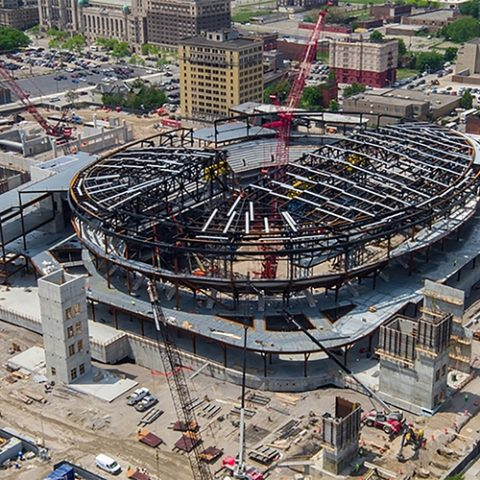 Little Caesars Arena - Detroit