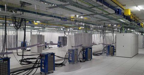 Ford Data Center Installation