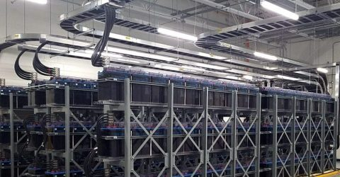 Ford Data Center Racking