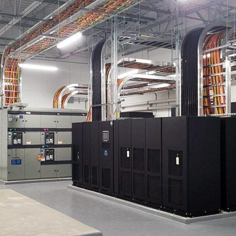 Enterprise Data Centers