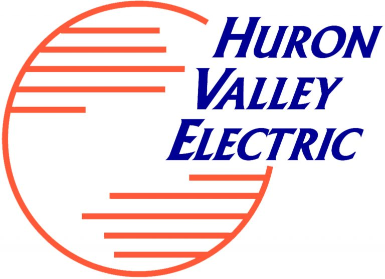 Huron Valley Electric Logo