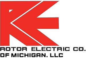 Rotor Electric Co. of Michigan LLC Logo