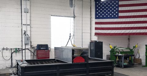 plasma cutter for fabrication and prefab