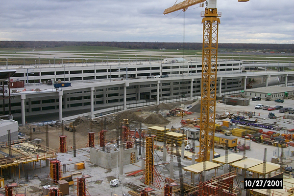 Metro Airport North Terminal Redevelopment Project