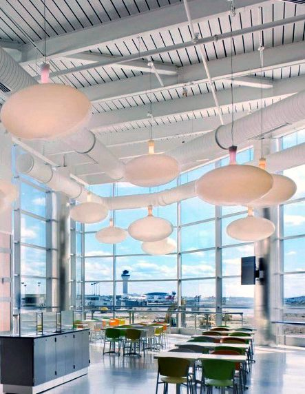 DTW North Concourse Food Court