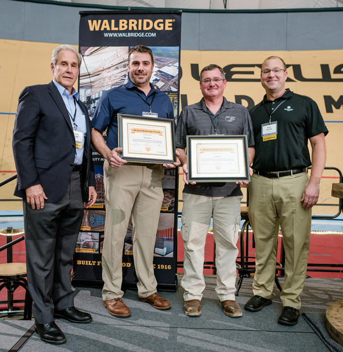 Heart Of Walbridge Award