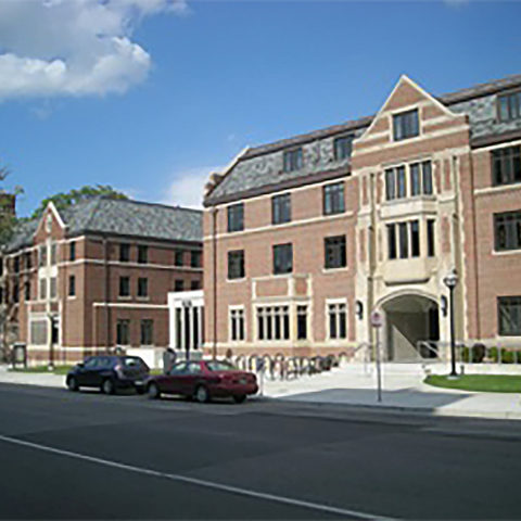 University Michigan East Quad