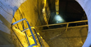 Underground Drainage Area