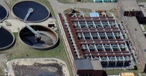 Electric Plant Birds Eye View