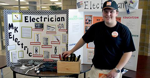 Parochial School Academia Electrical Contractors